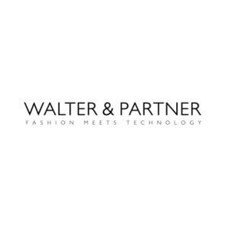 Walter und Partner. Fashion meets Technology. Logo