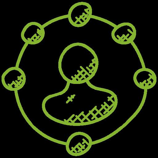 HR-Organisationsberatung, Darstellung Brainstorming