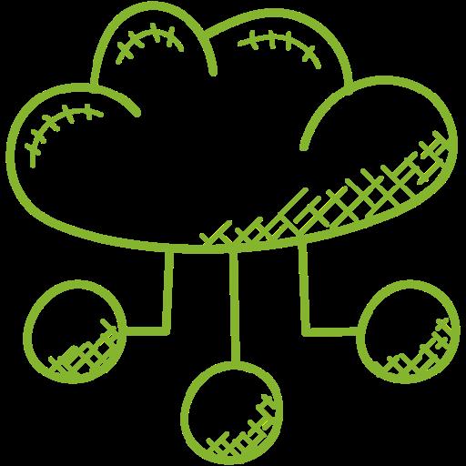 Technologieberatung, Abbildung der Cloud