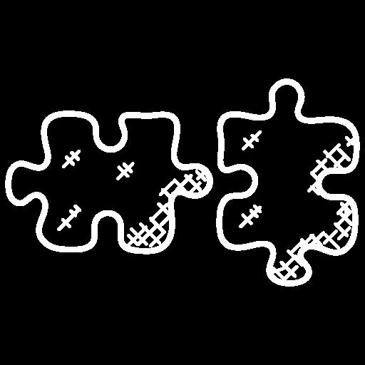 Projektplanung, Agil und Klassisch, Puzzleteile werden zusammengefügt