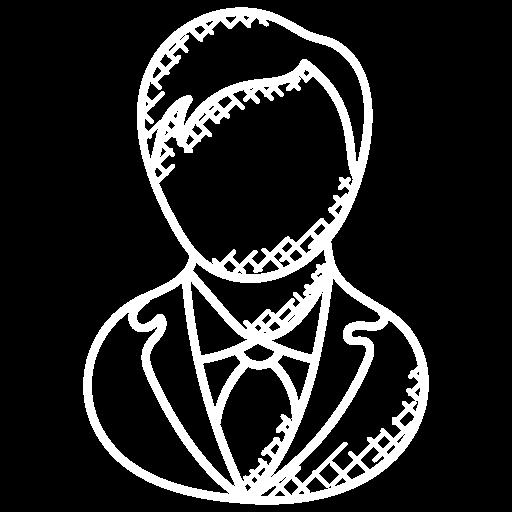 HR-Projekt, Berater in Anzug