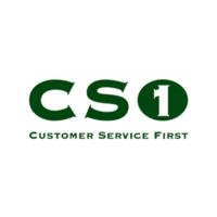 Customer Service First Logo