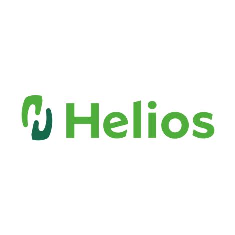 Helios Kliniken Logo und Schriftzug